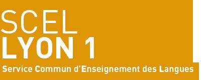 logo-SCEL : Service Commun d'Enseignement des Langues